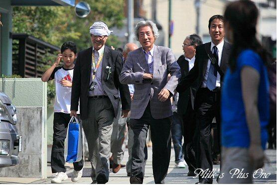 おくんち後日小泉元首相1.jpg