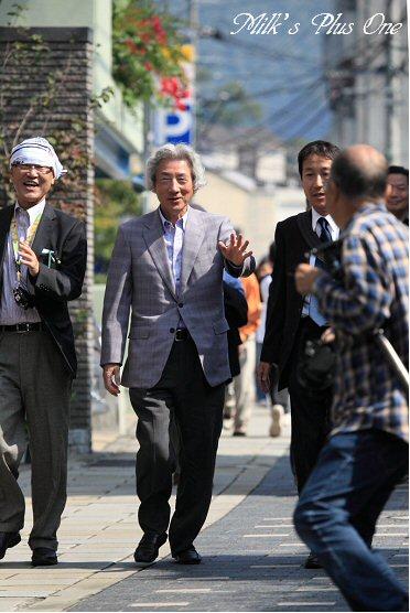 おくんち後日小泉元首相2.jpg
