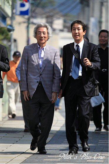 おくんち後日小泉元首相3.jpg