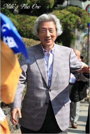 おくんち後日小泉元首相4.jpg